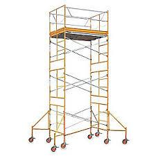 Scaffold, 25' Stationary Tower