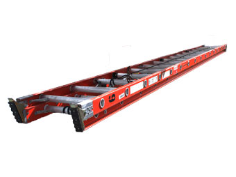 Extension Ladder 28' Fiberglass