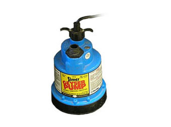 "Submersible Pump 3/4"" Electric"