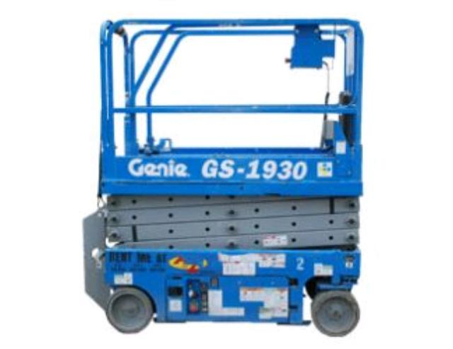 Scissor Lift 19' Electric