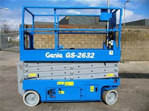 Scissor Lift 26' Electric