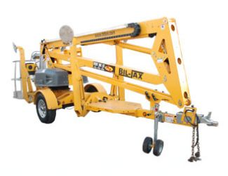 Towable Boom Lift 51' Articulated