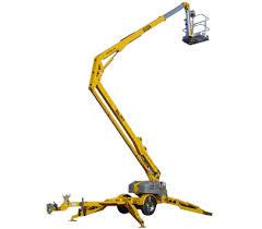 Towable Boom Lift 61' Articulated