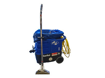 "Hot Water Carpet Cleaner 12"" no brush"