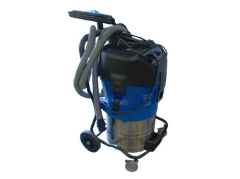 Wet Vacuum, 19 gallon w/Pump