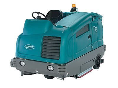 "Floor Scrubber, 40"" Ride-On LP"