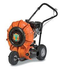 Three Wheel Blower, Gas