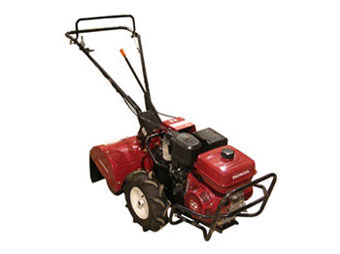 Rear Tine Tiller, 8hp video