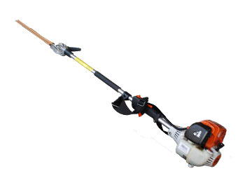 "Hedge Trimmer, 22"" Gas on Pole"