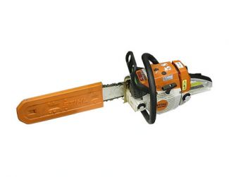 "Chainsaw, Gas 18"" Bar"