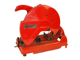 "Metal Cutoff Saw, 14"" Electric"