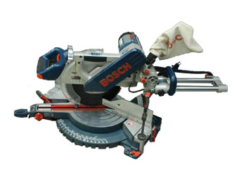 "Miter Saw, Compound 12"" Sliding"