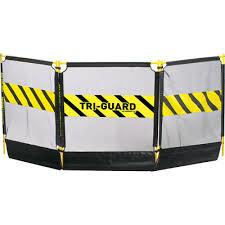 Tri Guard Containment Shield