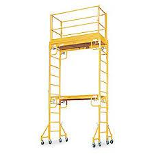 Indoor Scaffolding 18' Stationary