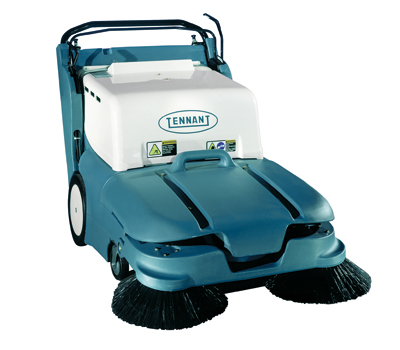 "Floor Sweeper, 32"" Walk Behind"