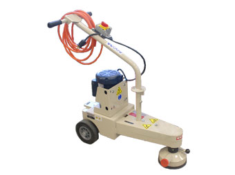 "Concrete Floor Grinder, 7"" High RPM"