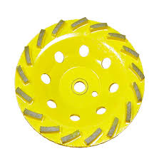 "Attach, Flr Grndr 7"" Diamond Wheel"