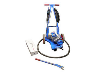 80' Electric Drain Auger (Eel)